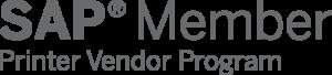 SAP_Member_PrinterVendorPrgm_C