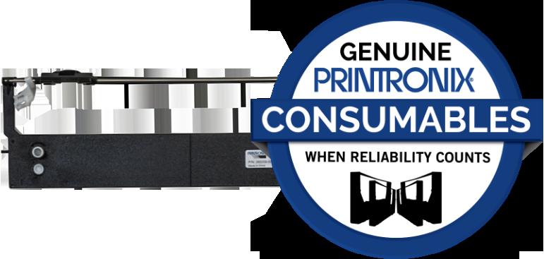 Printronix S809 Serial Dot Matrix Printer Consumables