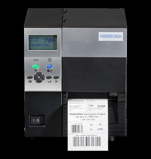 T4M/SL4M Thermal Barcode Printers