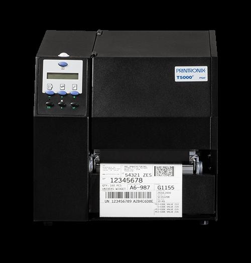 T5000r-ES/SL5000r-ES Thermal Barcode Printers