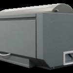 Printronix S828 Serial Dot Matrix Printer - side view
